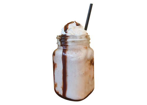 SNICKERS SHAKE