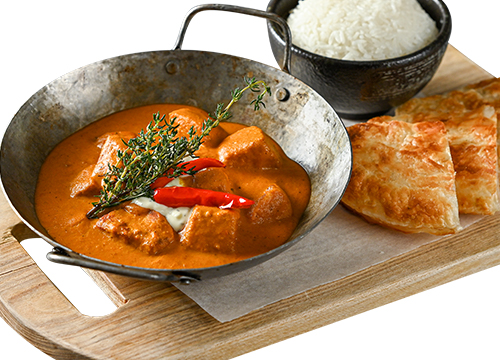 BUTTER CHICKEN TIKKA MARSALA