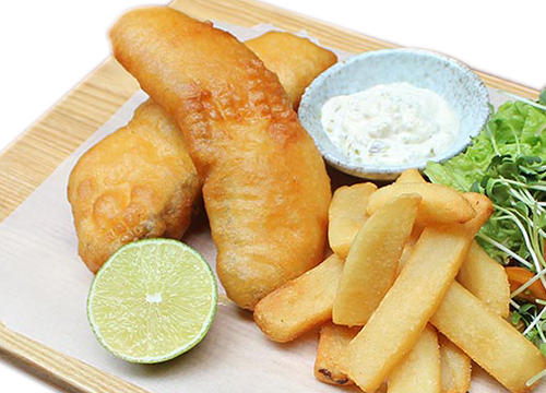 FISH & CHIPS (200G)